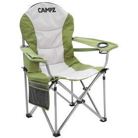 CAMPZ Fotel Deluxe, olive/grey